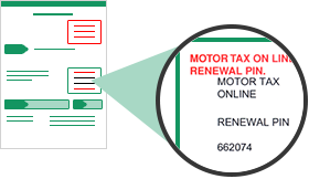 Pay Motor Tax